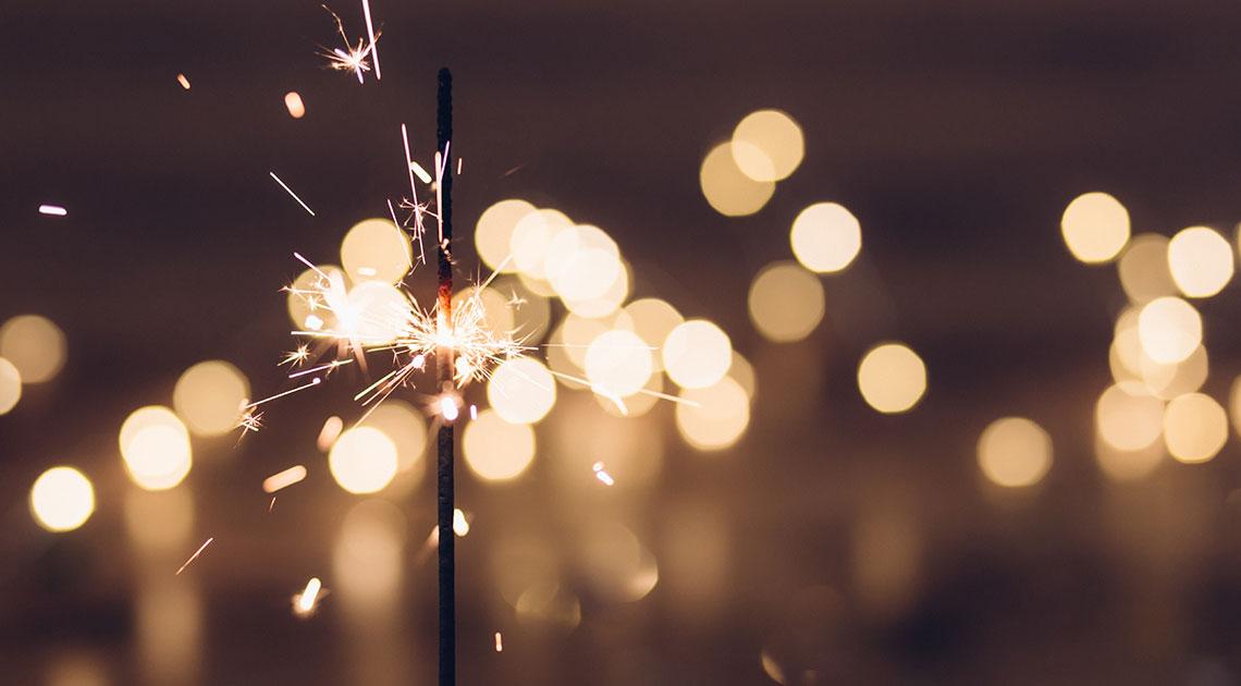Bonne année 2019 ! Réflexologie plantaire à Bordeaux - Équilibre & Sens