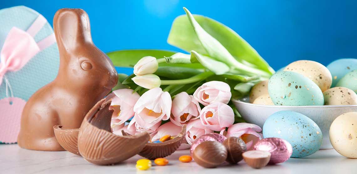 Avril c'est la fête de Pâques ! Massage et Recettes du Printemps : Réflexologie
