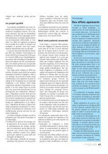 La réflexologie entre aux soins intensifs - Page 2