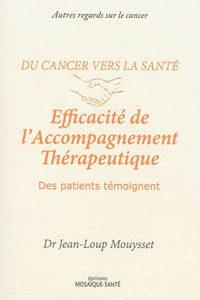 Efficacité de l'accompagnement thérapeutique